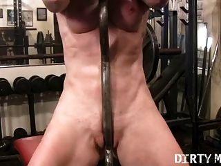 Novo uso para equipamentos de ginástica