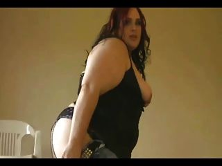 Horny linda gorda bbw amigo mostrando seus seios grandes