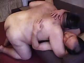 Homem gordo par perfeito 1