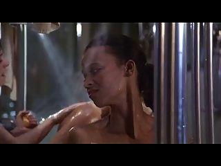 Milfs peludo no chuveiro