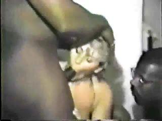 British girl interracial gang bang part2