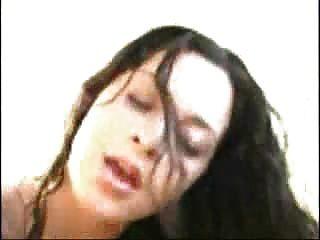 Sexy girl fica fodido e facial