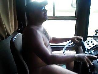 Motorista sexy do urso (despido)