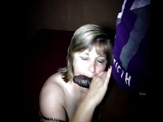A esposa impertinente sara ama sugar \u0026 foder galos pretos grandes !!!