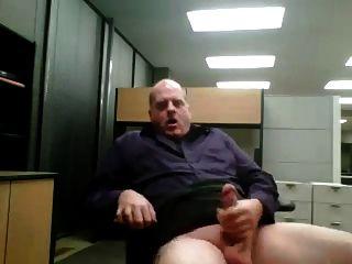 Empurrões quentes no escritório