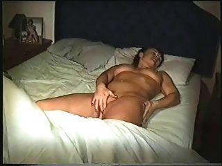 Nu na cama