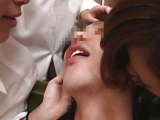 Sexo em grupo japonês