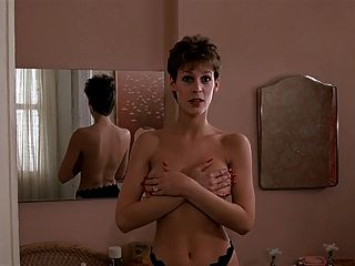 Jamie lee curtis topless flash rápido