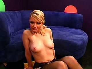 Blondie sperma taufe