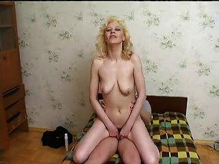 Sexo com uma mulher madura quente