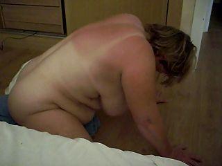 Gorda esposa humping (por edquiss)