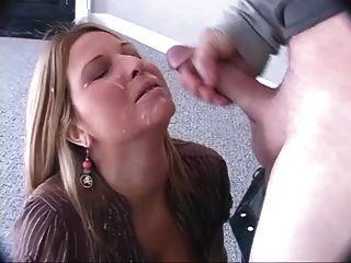 Boquete sexo amador e grande corrida facial