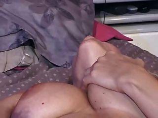 Tiras de blonde loira fica fodido (oh4p)