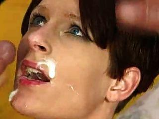 Madura madura tomando facial quem é ela?