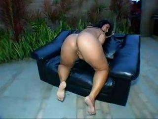 Hot hot latina ex namorada mostrando ass e pussy