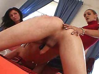 2 rainhas czech fuck his ass