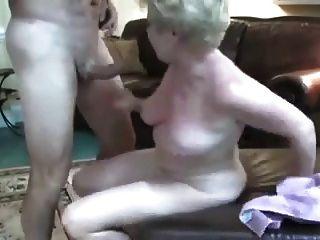 Madura, swinger, esposa, realmente, adora, sexo