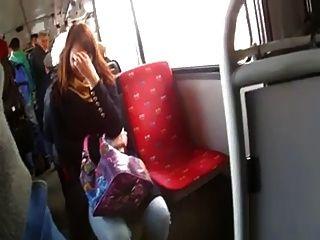 Piscar pau no ônibus