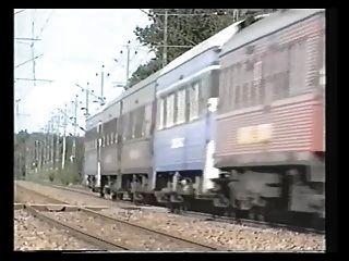 Trem sueco foda parte 1