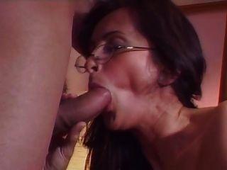 Mamma gran troia piace il cazzo nel culo
