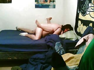 Doce pouco amador fucking na webcam m27