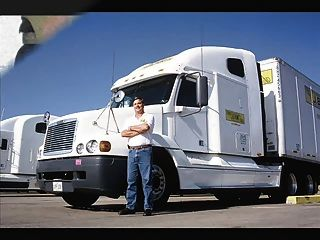 Motoristas de caminhão sexy