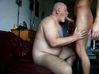 Pai e não seu filho foda