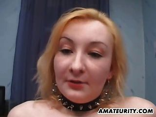 Amadora namorada anal trío com facial