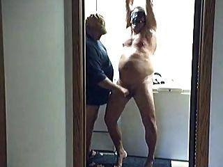 O pai chubby começa punido