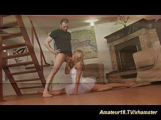 Kamasutra sexo com minha bailarina