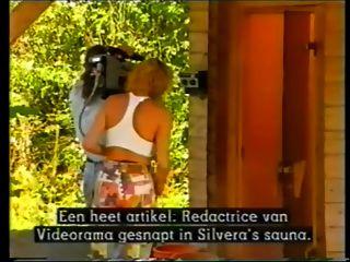 Jardineiro fode 3 meninas na sauna