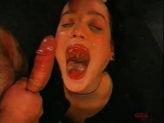 Betty spermed em