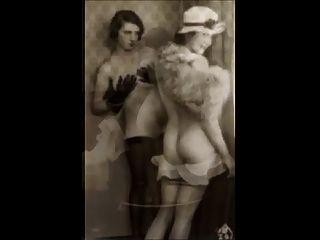 Francês erótico cartões postais c.1900 1925