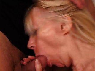 Sexy madura gosta dele deep, very deep londonlad