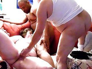 Sexo na parte da tarde com um bbc hubbie junta em