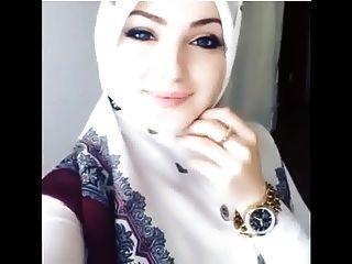 Tatar hijab quente slut