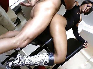 Leche 69 booty ébano babe passeios nacho vidal