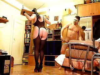 Piada pony \u0026 dental gag divertimento para fivela dança slut trailer
