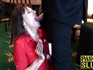 Divorciado madura senhora pandora gosta de ter sexo submisso