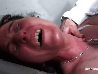 Mmf sexy maduro duro anal plugado e dilatado