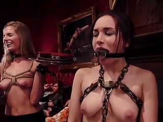 Dz bdsm festa privada part1 big tits mature