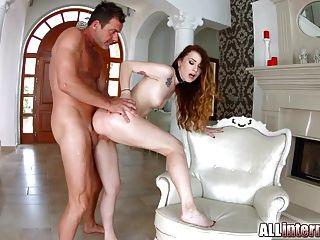Cross allinternal misha em hardcore sexo petite creampie