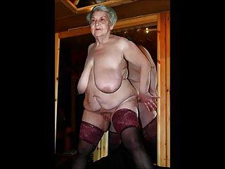 Muito sexy extremidade avós feias por satyriasiss