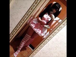 Grande garota japonesa rin higurashi
