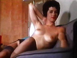 Nylon momento vintage striptease calcanhares meias