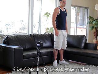 Hd gaycastings grande dick vinnie quer ser uma estrela pornô