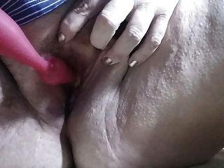 Bbw masturbação com contrações