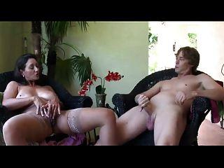Compilação masturbando juntos (homem + mulher)