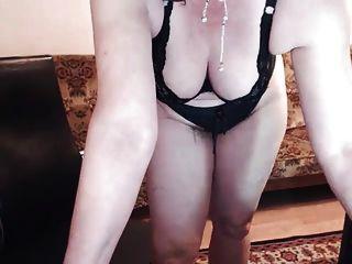 Hot 48 yo russian madura maria jogar no skype