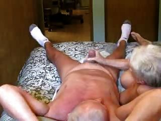 Casal de idosos sextape